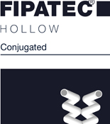 hollow-conjugated HCS fiber in polyester from Fiberpartner