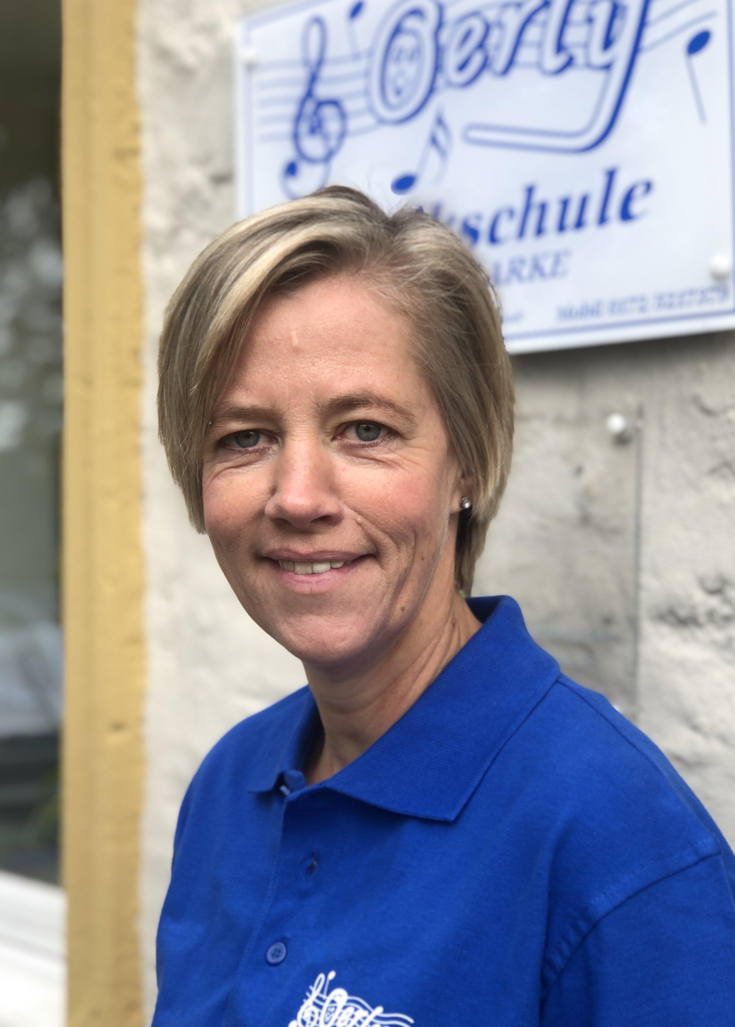 Sabine Schroerlücke  musikalische Früherziehung