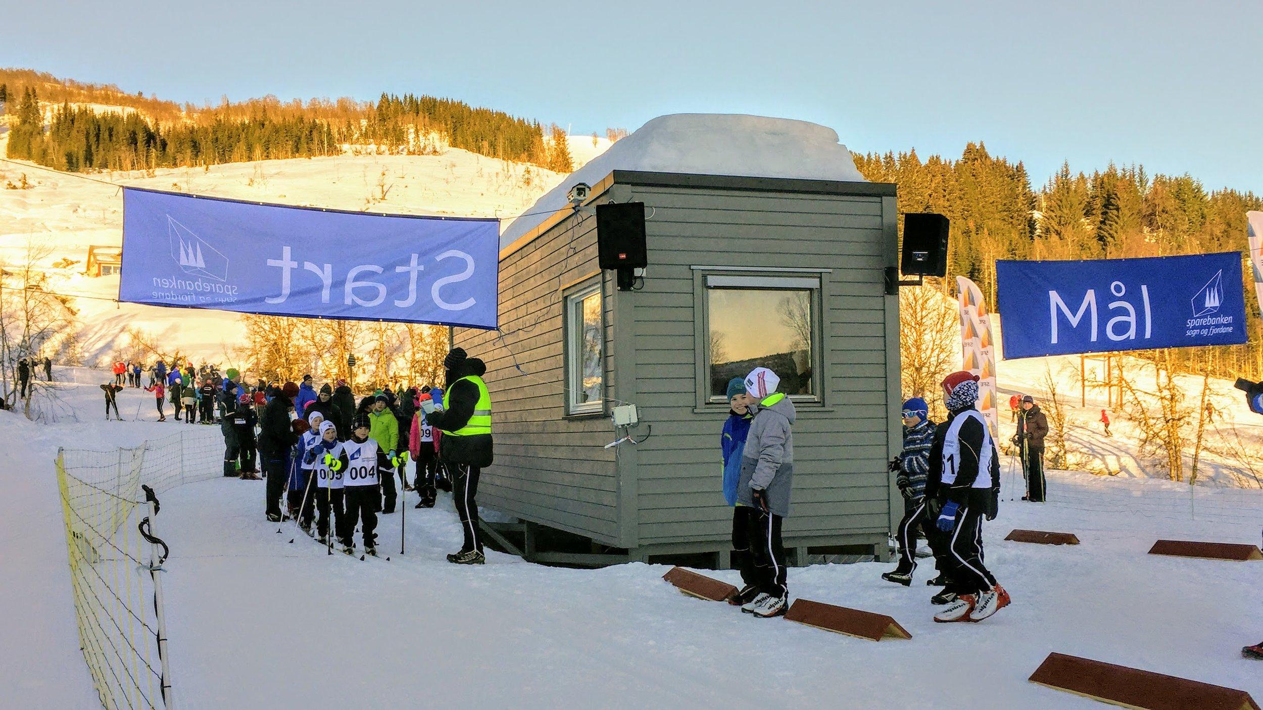 Sogndal skisenter - langrennsstadion