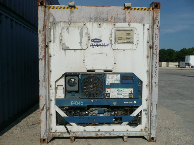 Refrigerator cooling unit