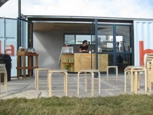 La Boite's open design