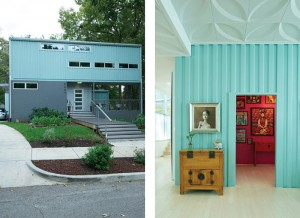 BNIM Container Home