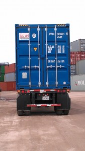 Shipping containers overseas is easy - when you get the right help