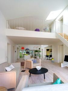 Open-floor plan