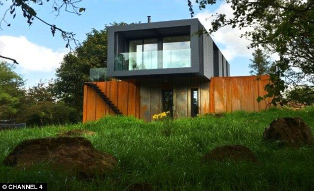 North Ireland Container Home