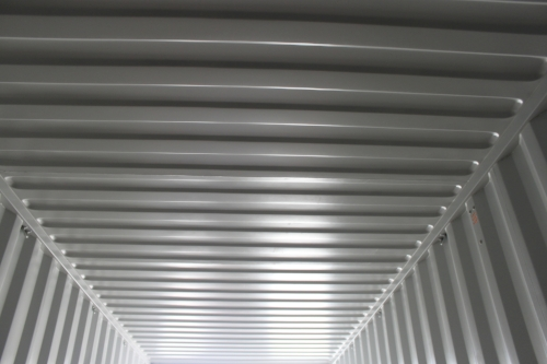 Container ceiling