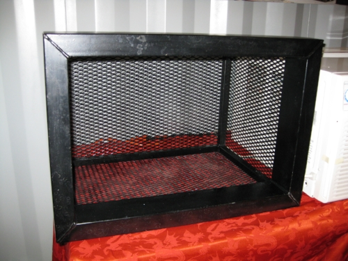 Cage part of AC/heat kit