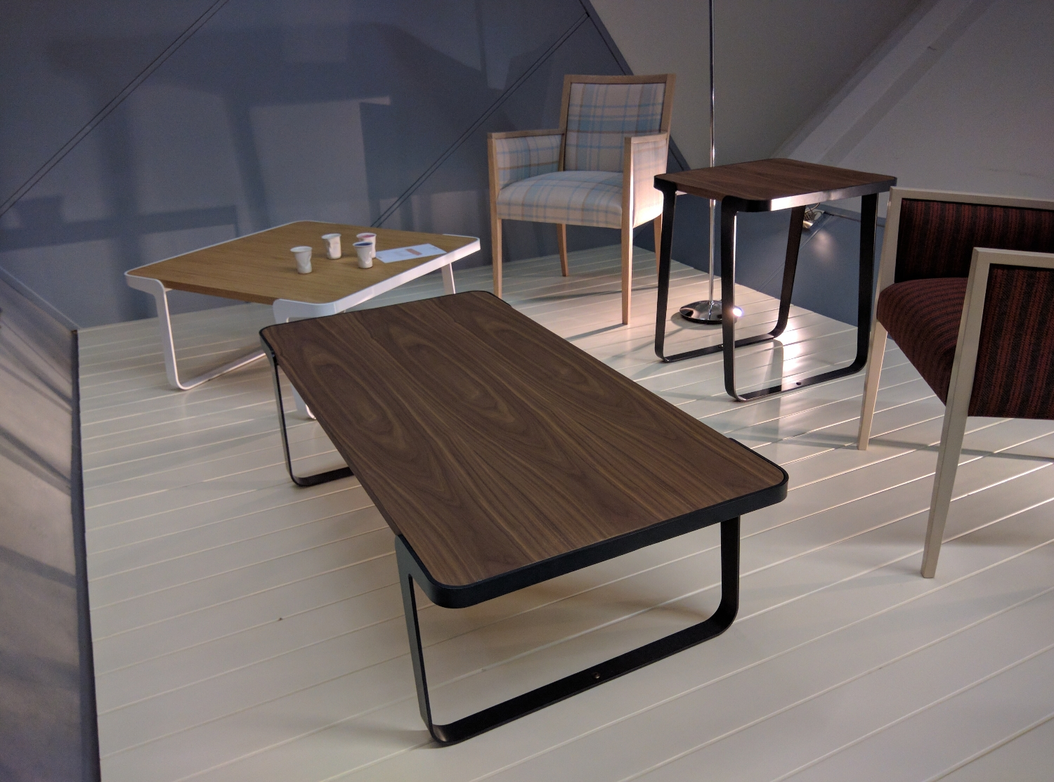 Platta  - designed for Profoli at IMM Cologne