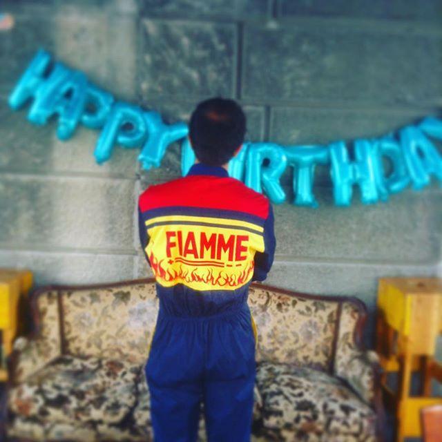 Siamo pronti! Modalità party: FIAMME 🔥Dalle ore 18 tutti al Pai Bikery! #6partydime #happybday #6anni #paibikery #party #fiamme #pingpong #burger #torino #golpelive