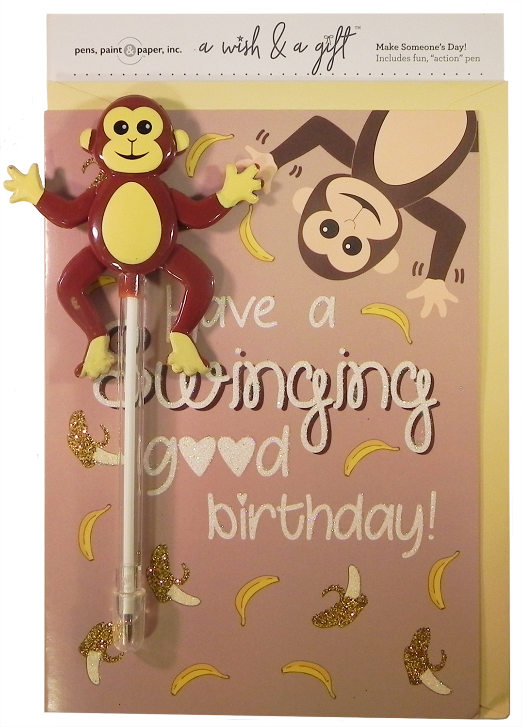 A Wish & A Gift - Monkey  Coming Soon!