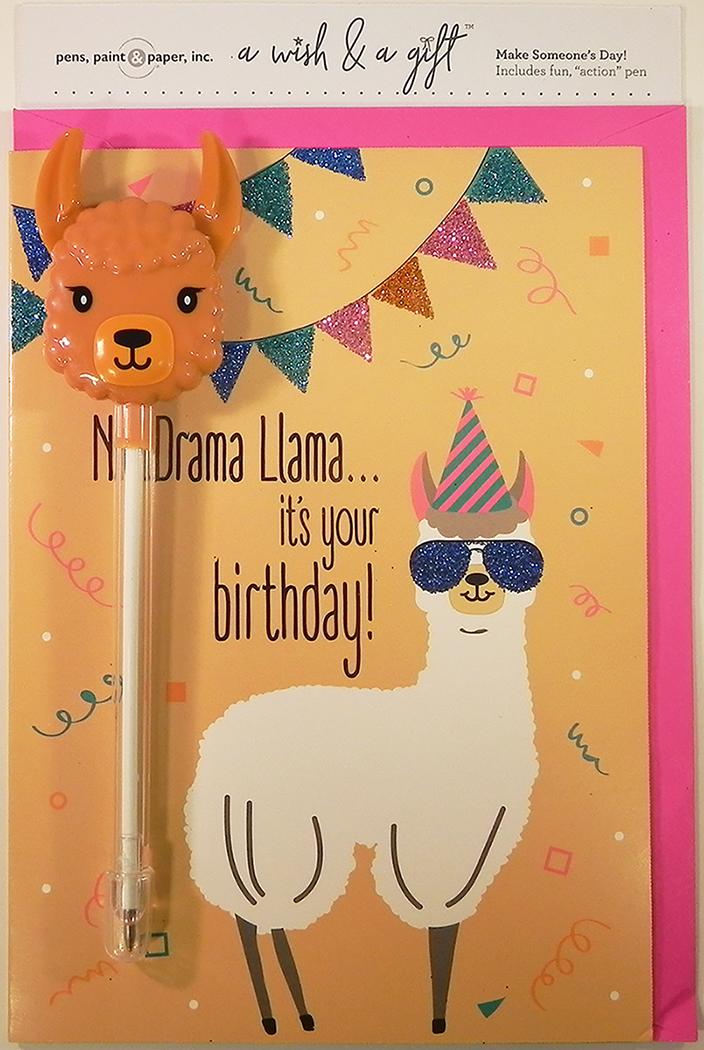 A Wish & A Gift - Llama  Coming Soon!