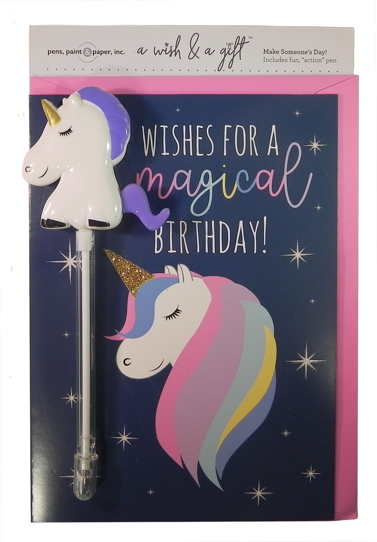 A Wish & A Gift - Unicorn  Coming Soon!