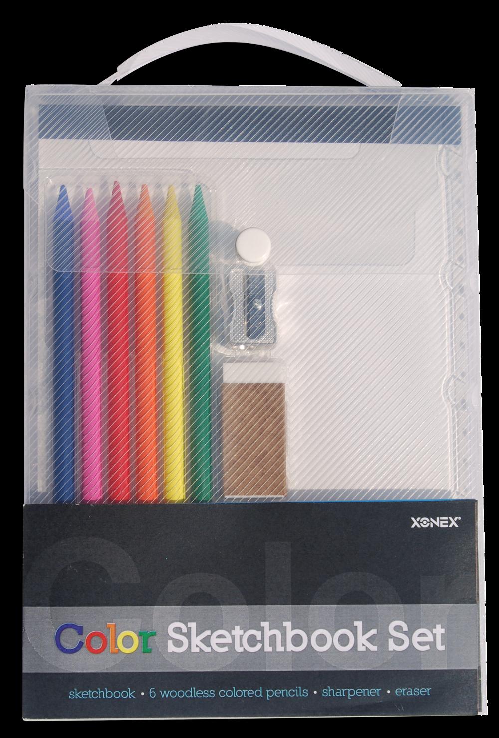 Art Sets Materials Xonex