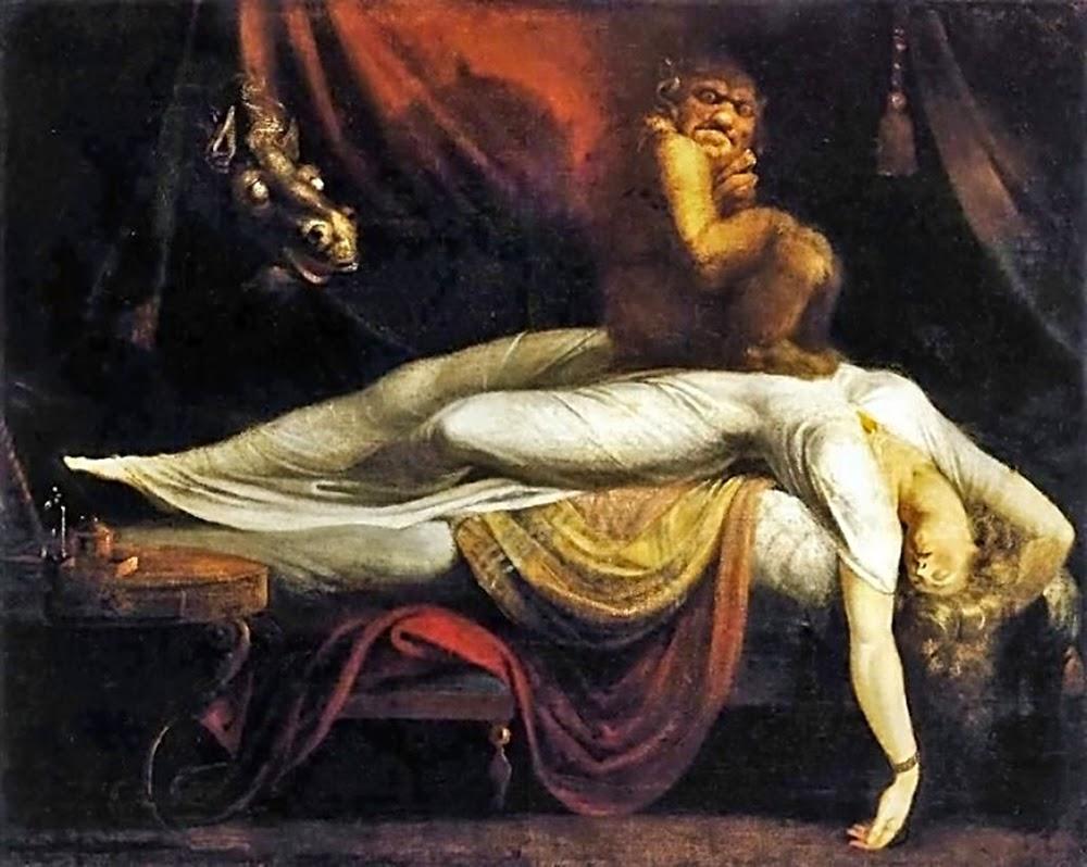 Henry Fuseli, The Nightmare