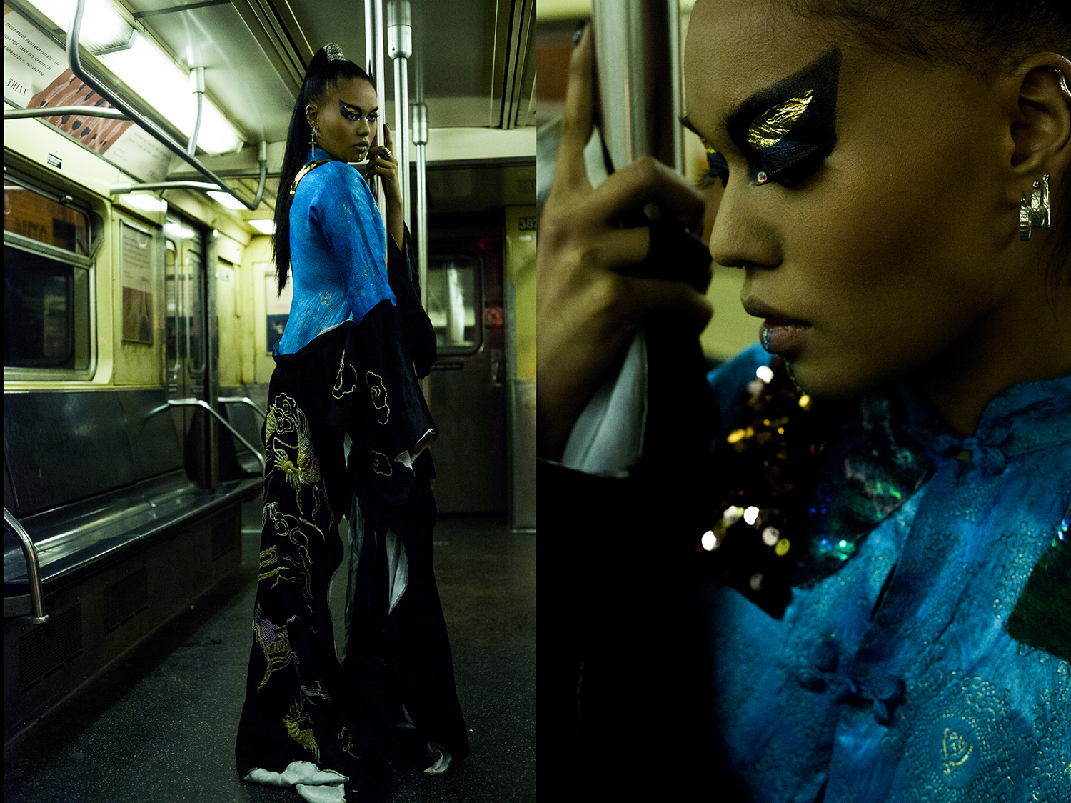 THE NIGHT TRAIN | LADYGUNN MAGAZINE