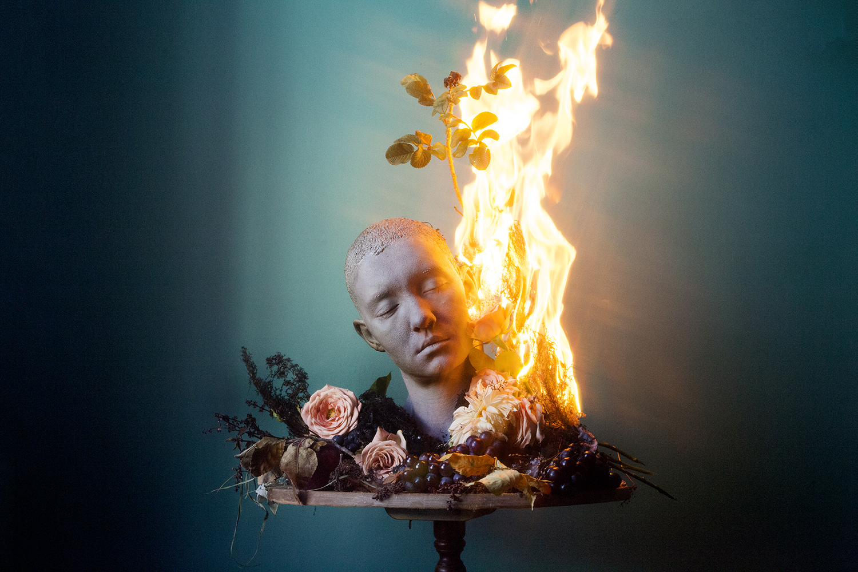 Bust on Fire