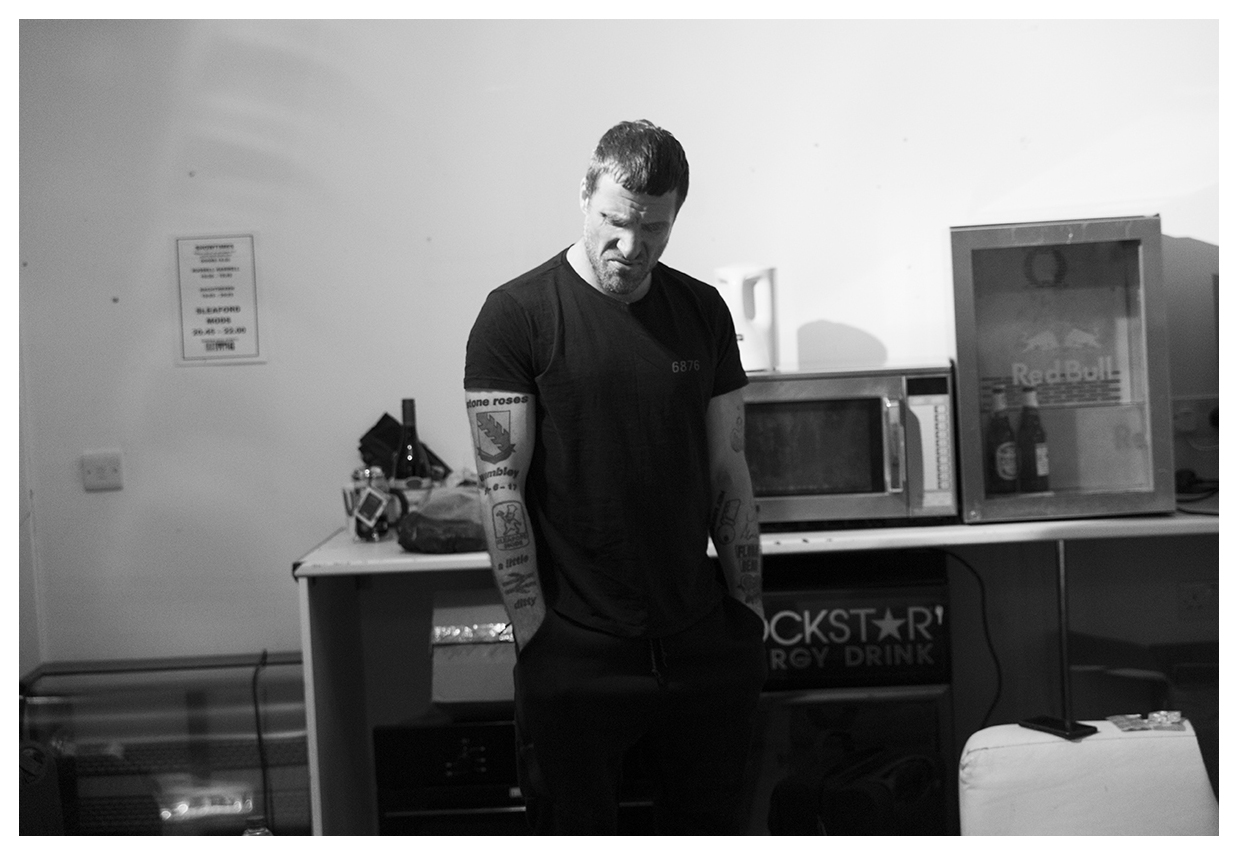 Jason Williamson (Sleaford Mods)