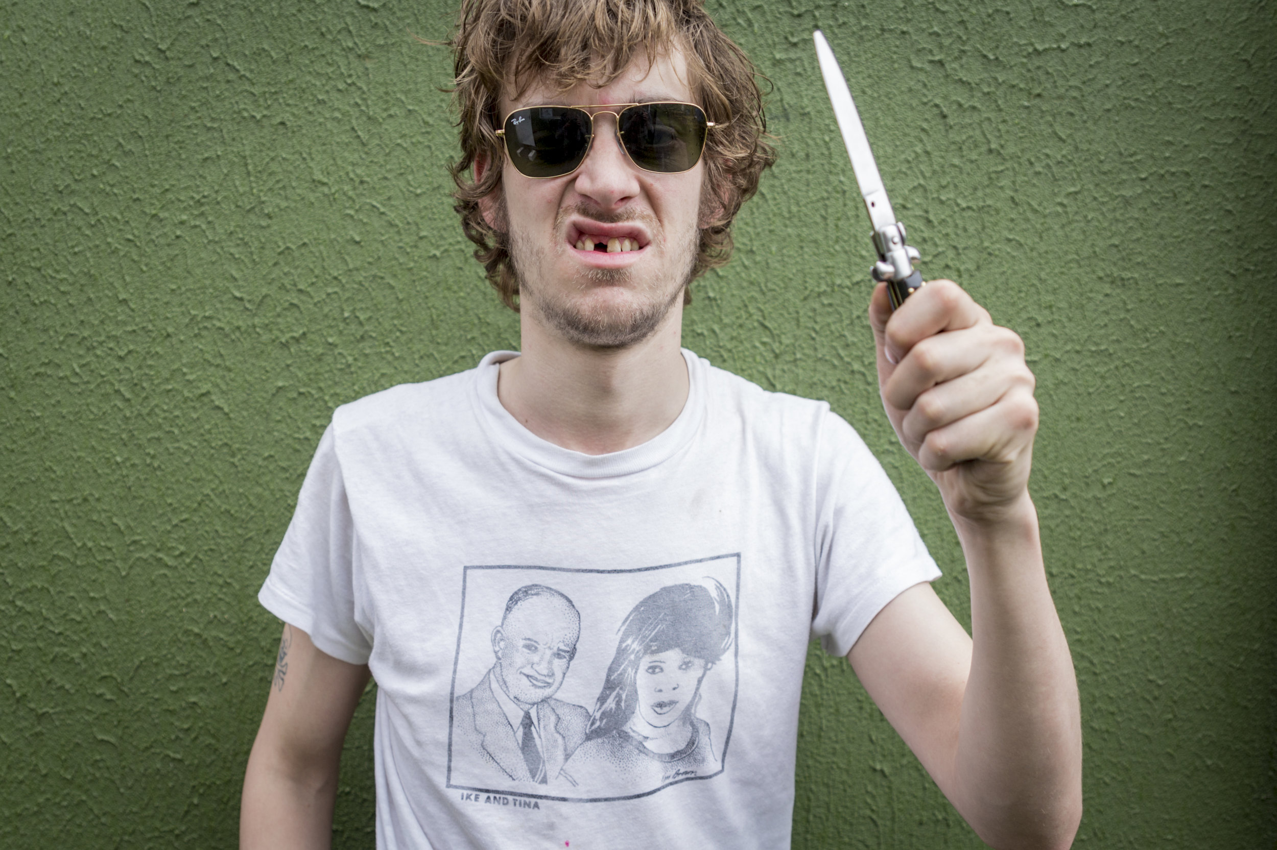 Saul Adamczewski (Insecure Men, Fat White Family Warmduscherr)