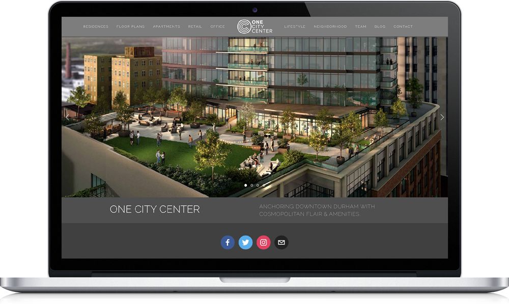 One City Center Durham NC