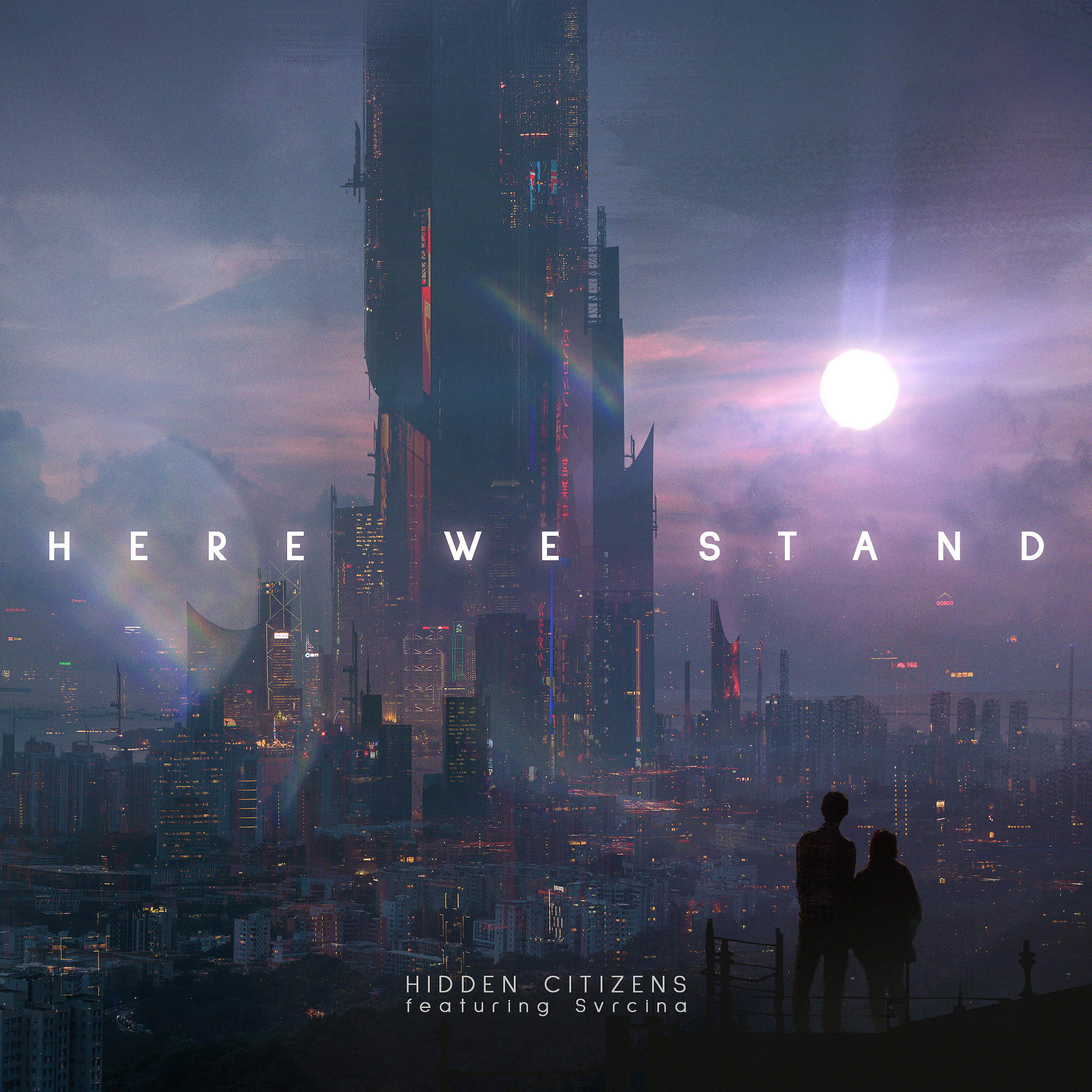 Hidden Citizens - Here We Stand feat. Svrcina