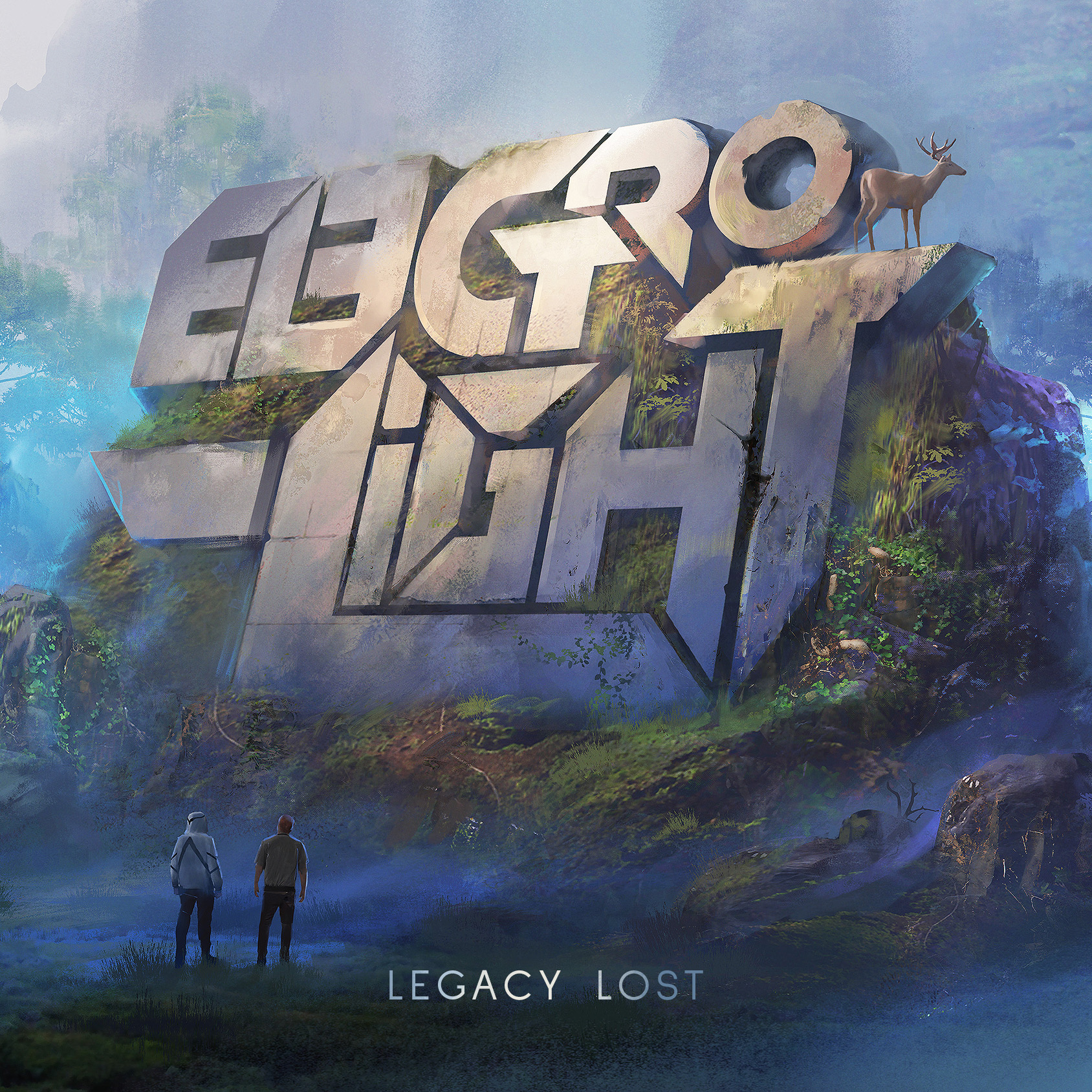 Electro-Light - Legacy Lost EP