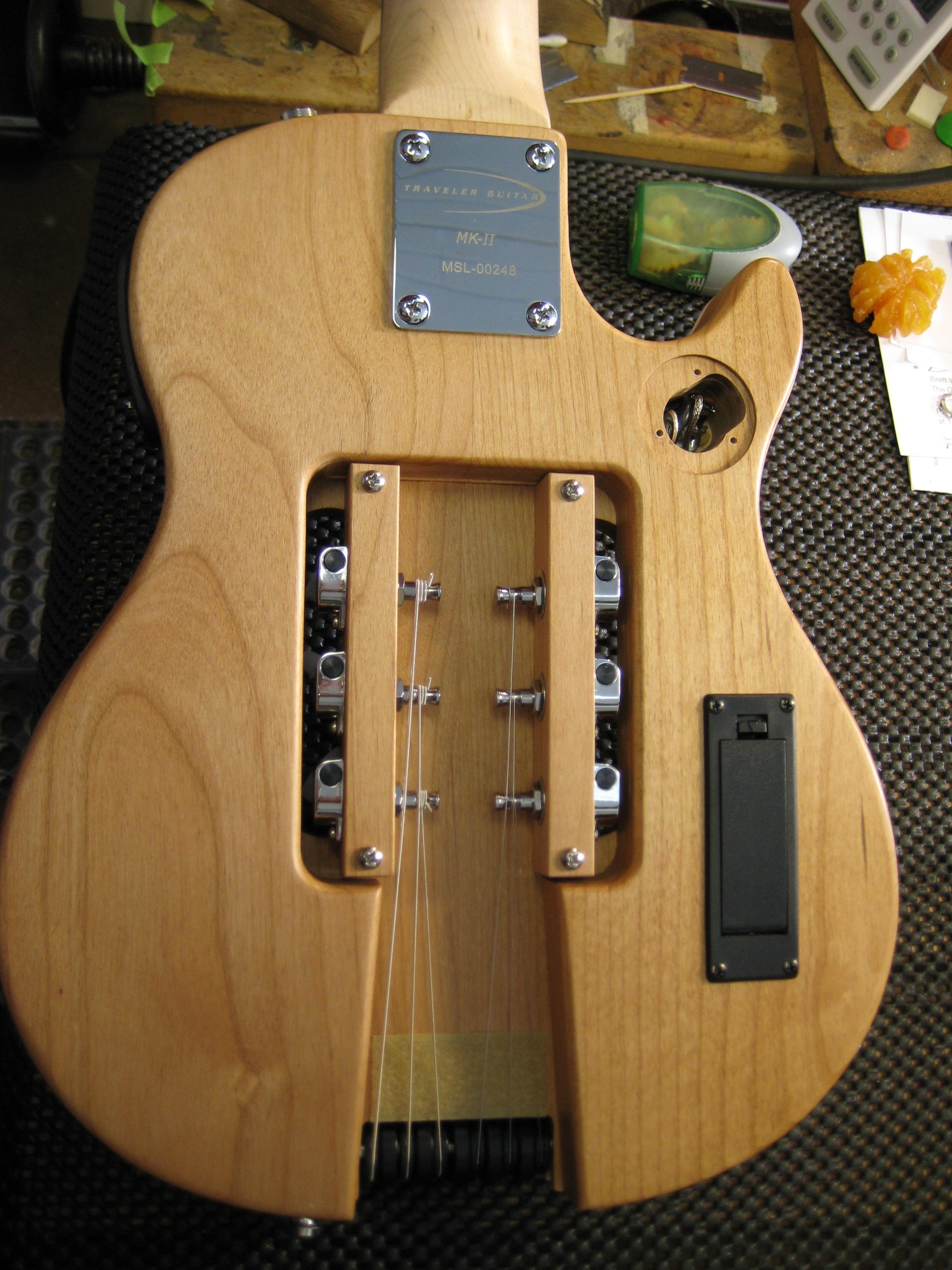 Tulsa Guitar Repair GTS