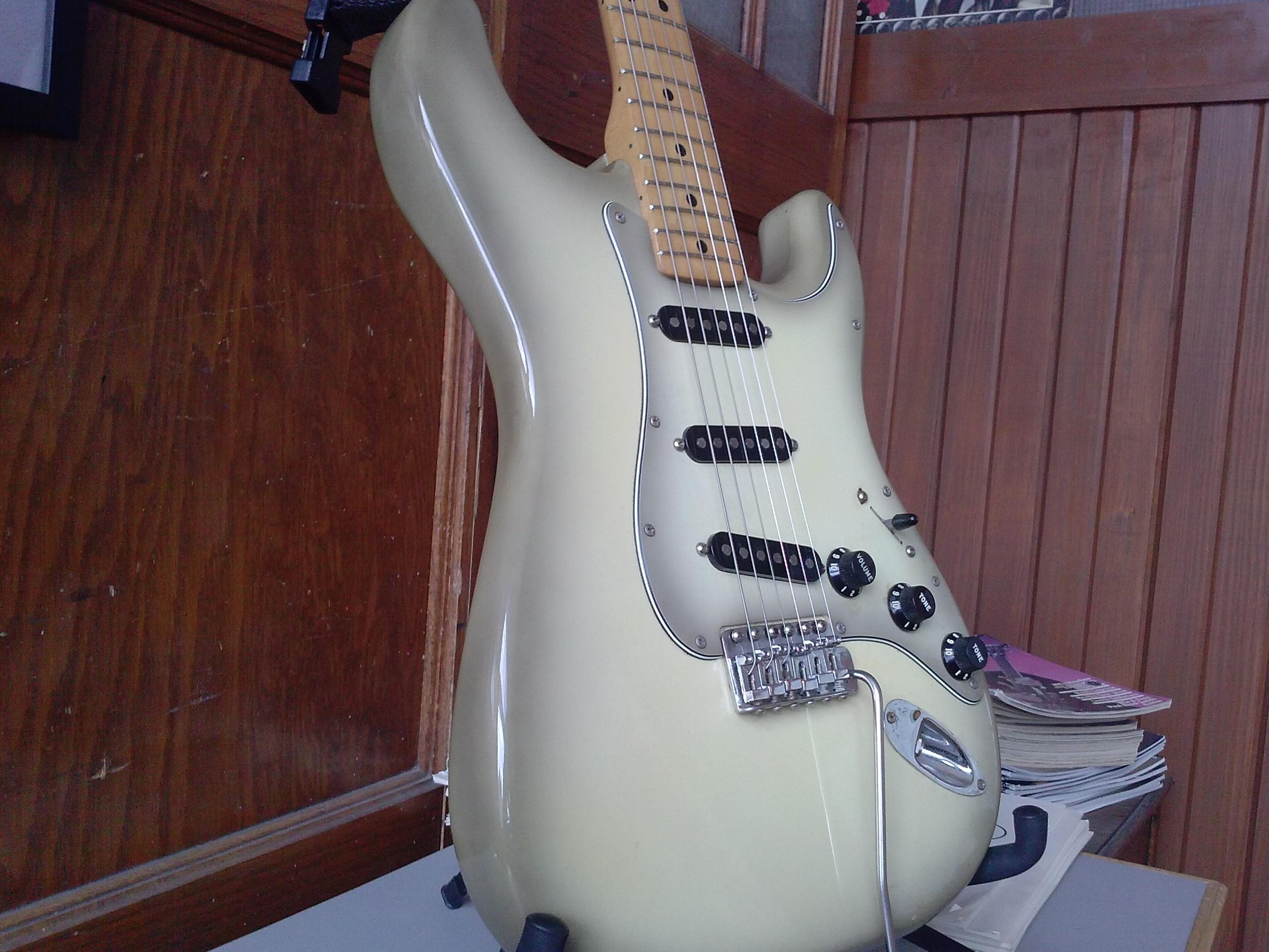 Antigua Guitar Tulsa GTS