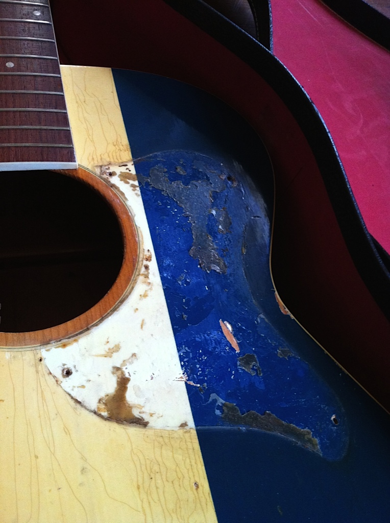Guitar Restoration Tulsa