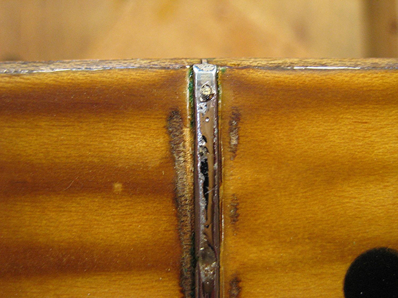 Oklahoma Guitar Repair Refret