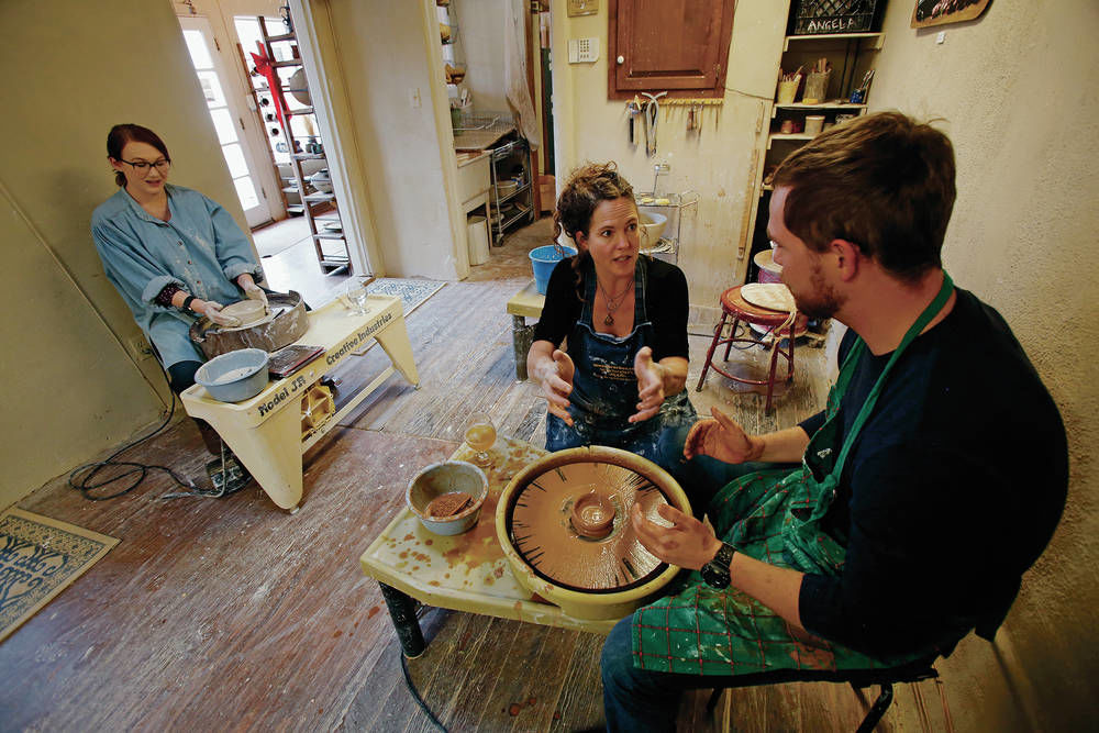 A Creative Spin on Date Night The Santa Fe New Mexican December 1, 2018