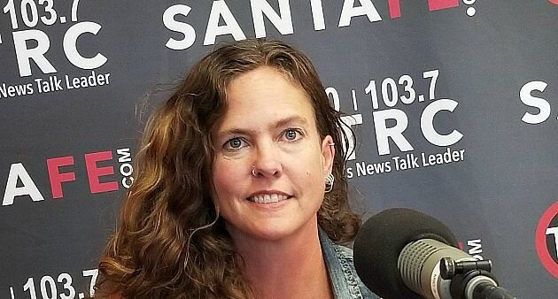 The Richard Eeds Show Interview with Angela Kirkman of Paseo Pottery Hutton Broadcasting 103.7 FM Podcast September 20, 2019