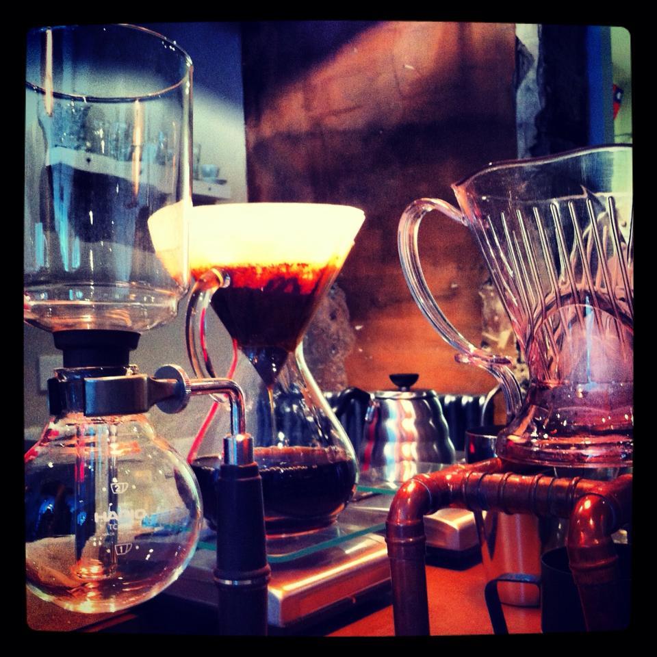 Coffee Lab
