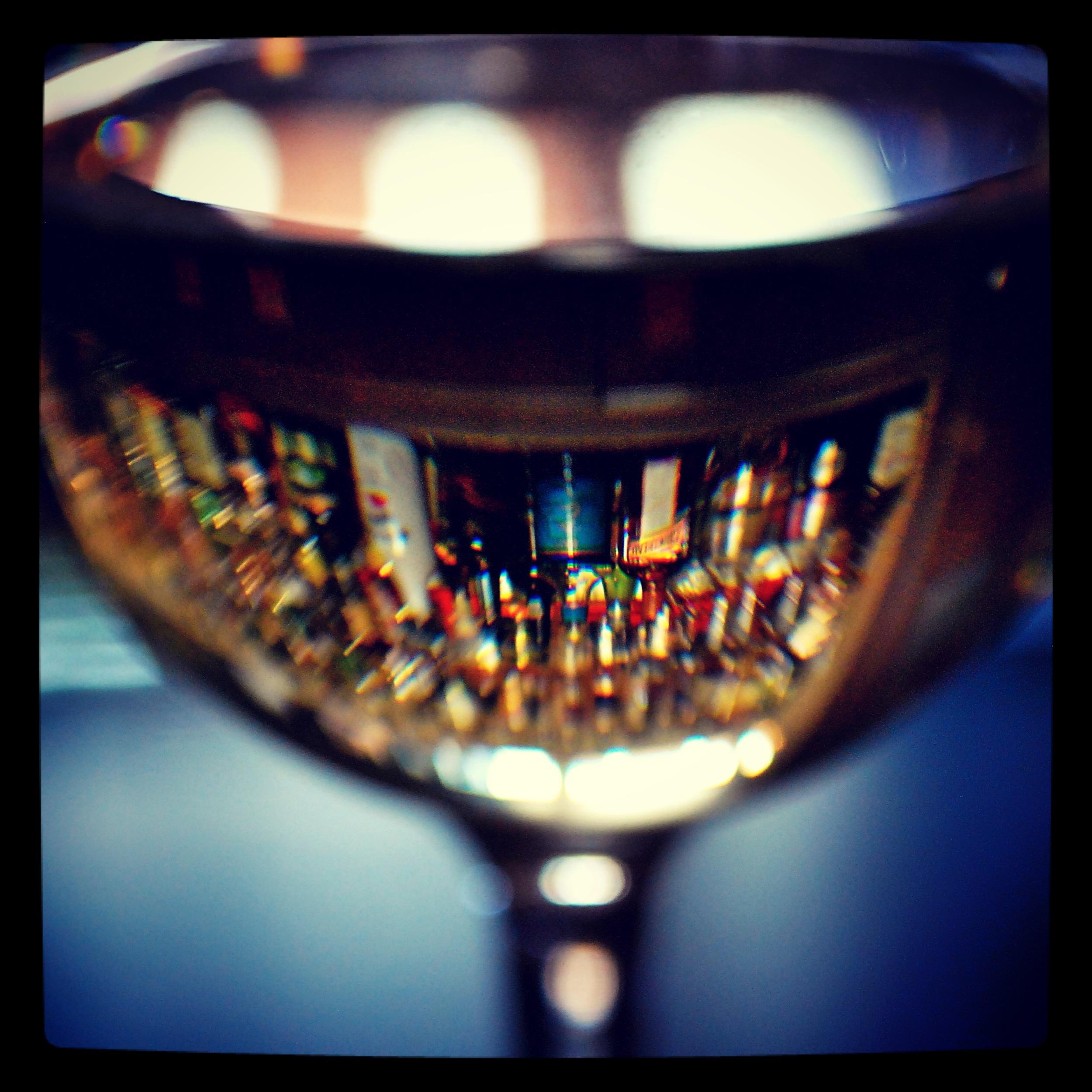 This is a wine's world. Photo Katerina Biliouri.