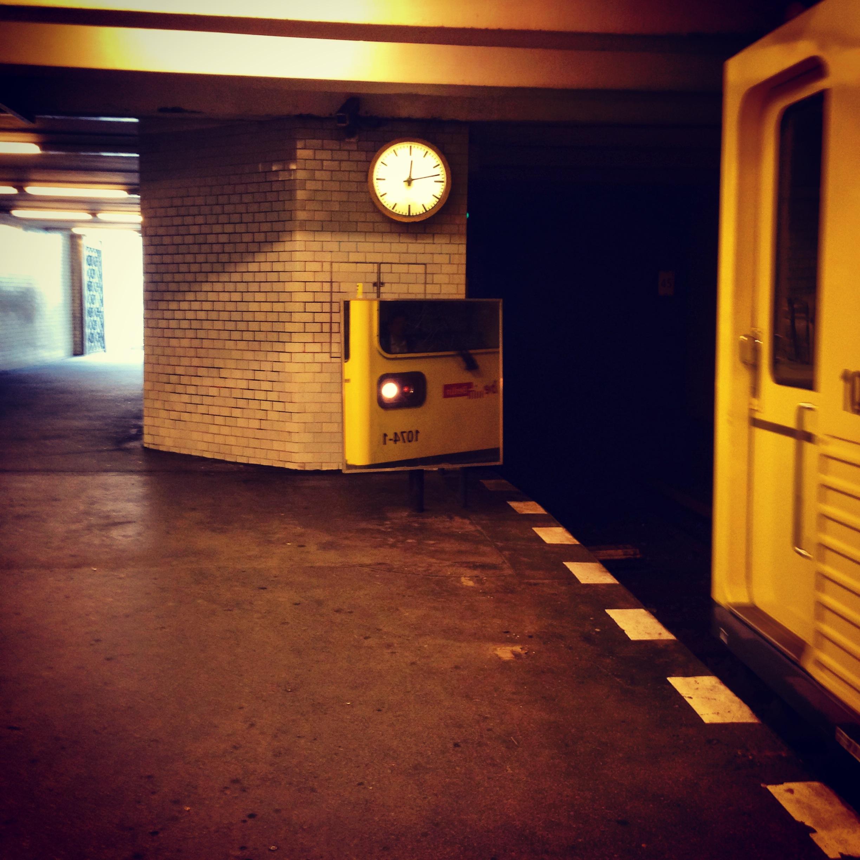 U-Bahn Rosa-Luxemburg
