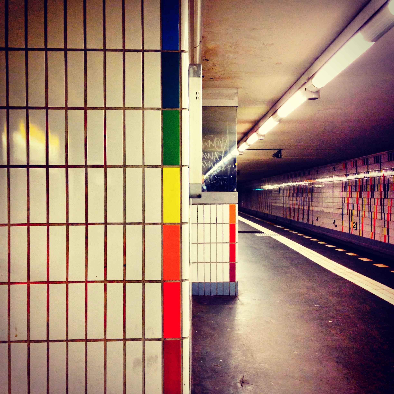 U-Bahn Rainbowstrasse