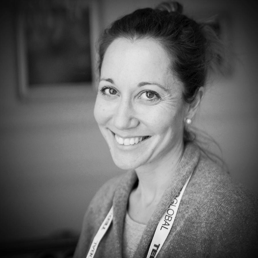 TEDGlobal>London, September 2015. Photo credit: James Duncan Davidson/TED