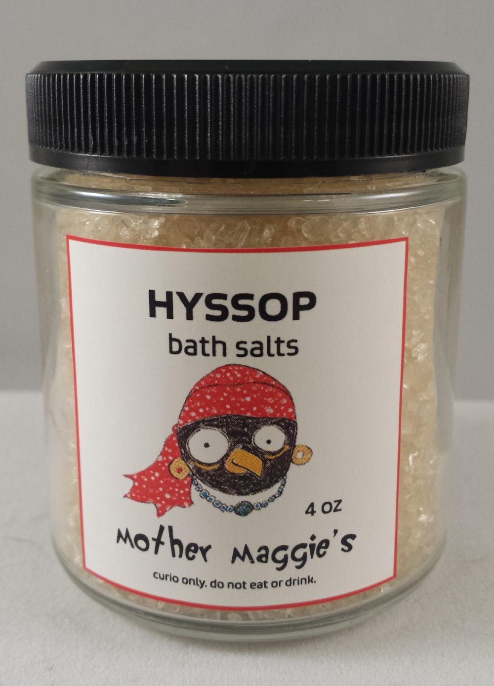Mother Maggie's Essential Bath Salts