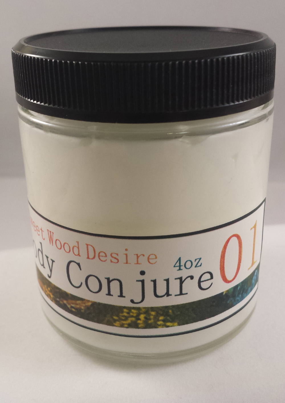 Body Conjure Perfume Beeswax Lotion
