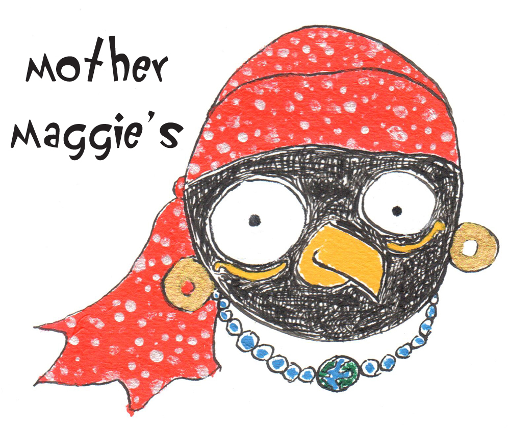 mother magpie