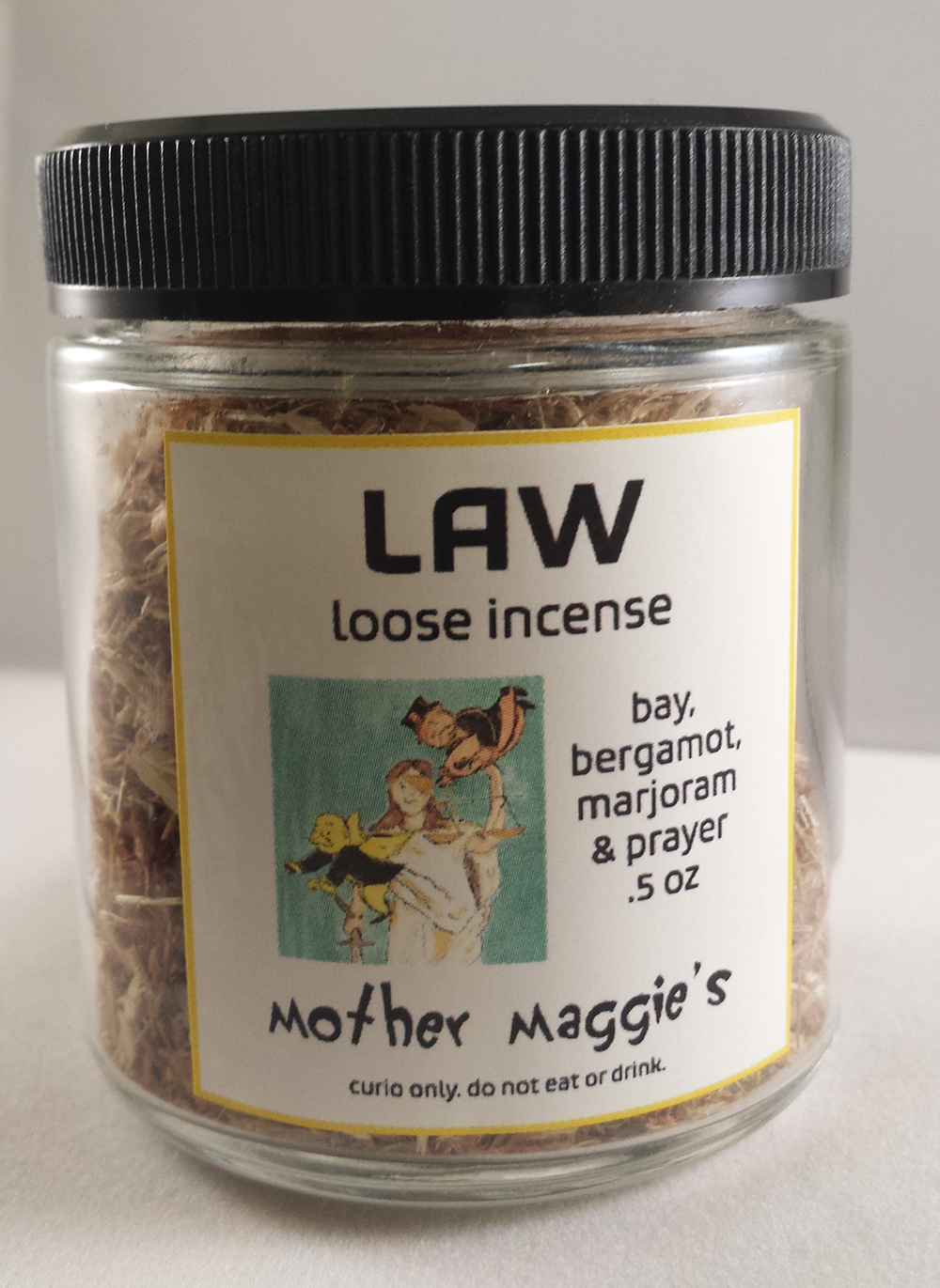 Mother Maggie's Condition Loose Incense  s