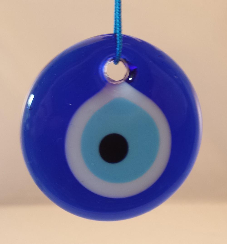 Glass Evil Eyes
