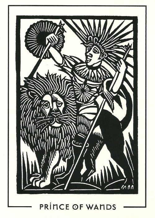 The Light and Shadow Tarot Deck