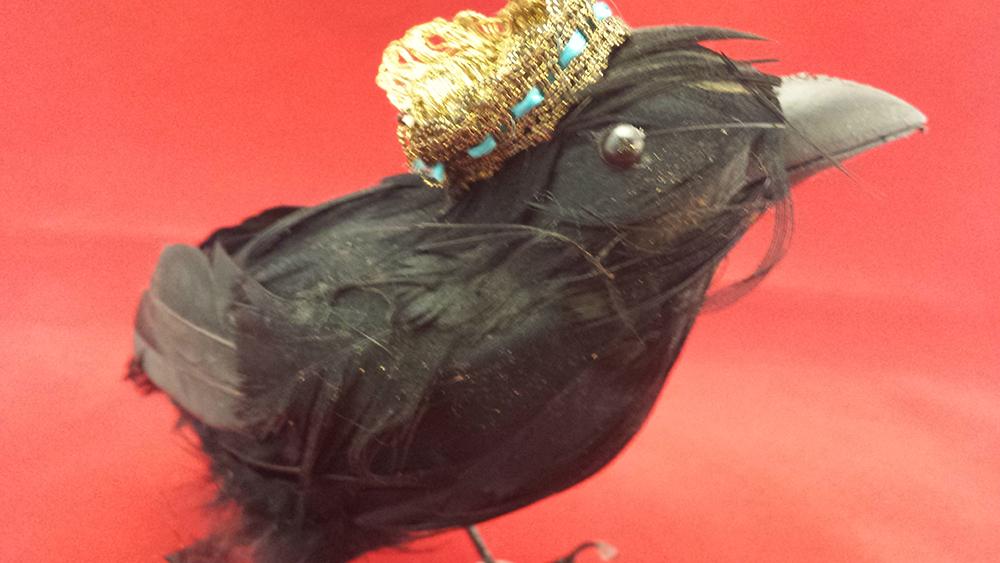 Velveteen Crows