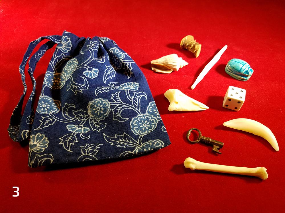 9 Piece Bagged Bone Sets