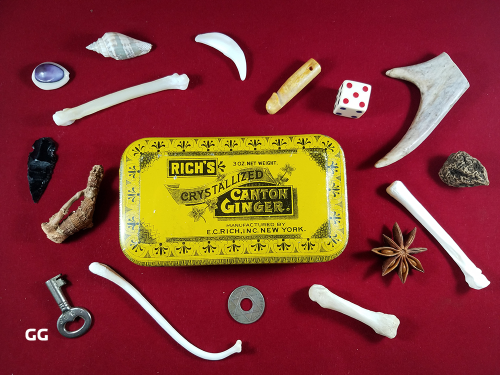 9-18 Piece     Travel/Tinned   Bone Sets