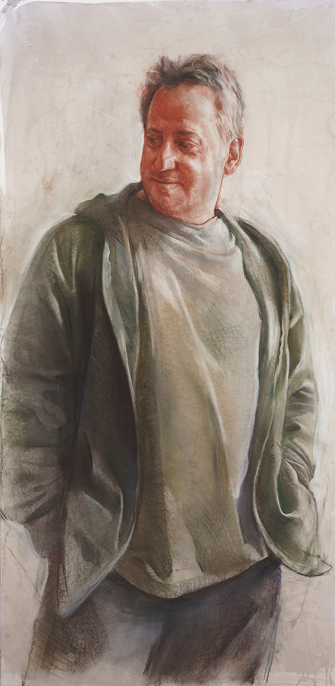 Portrait of my Father, 24x48.JPG