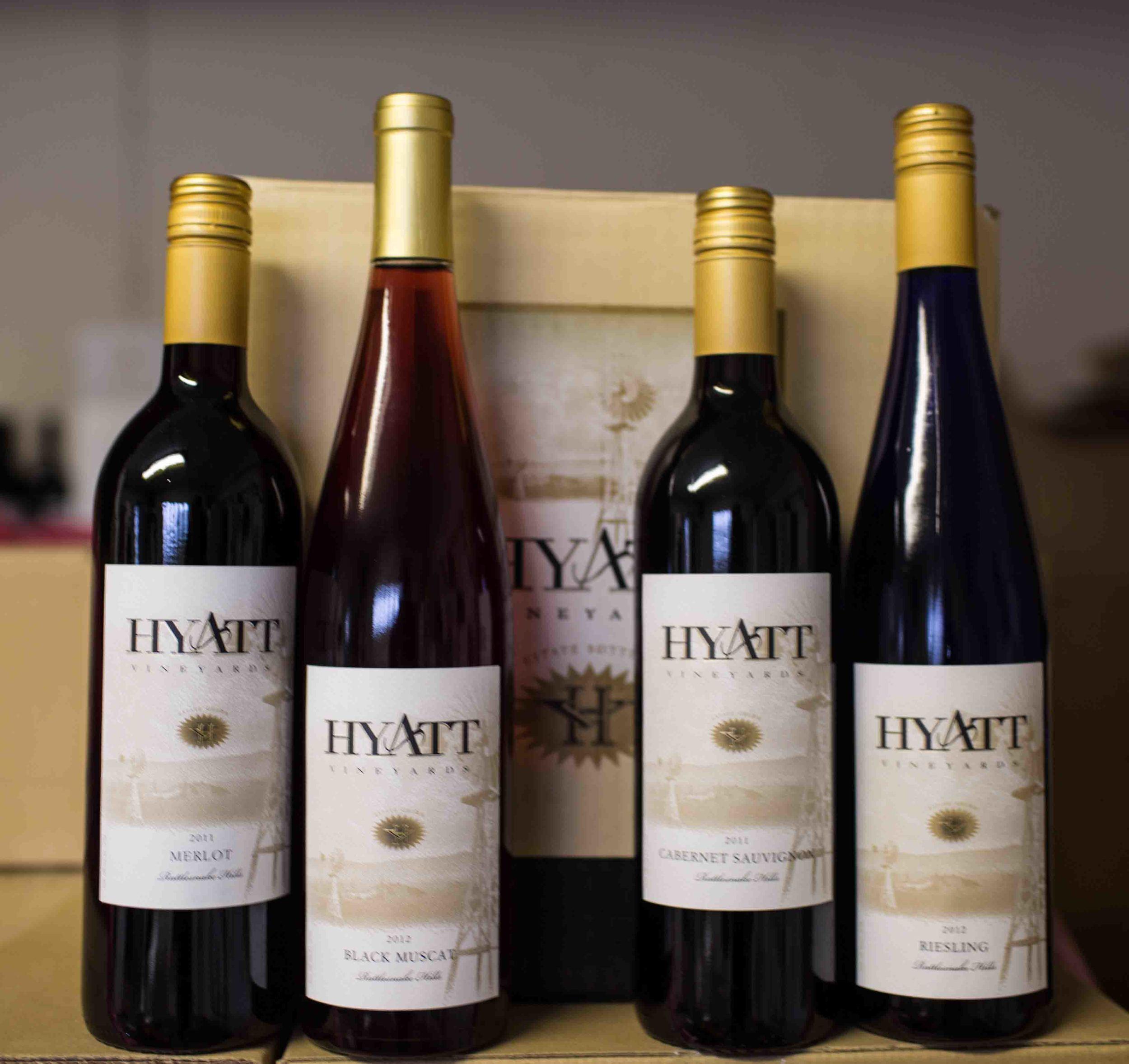Hyatt Vineyards