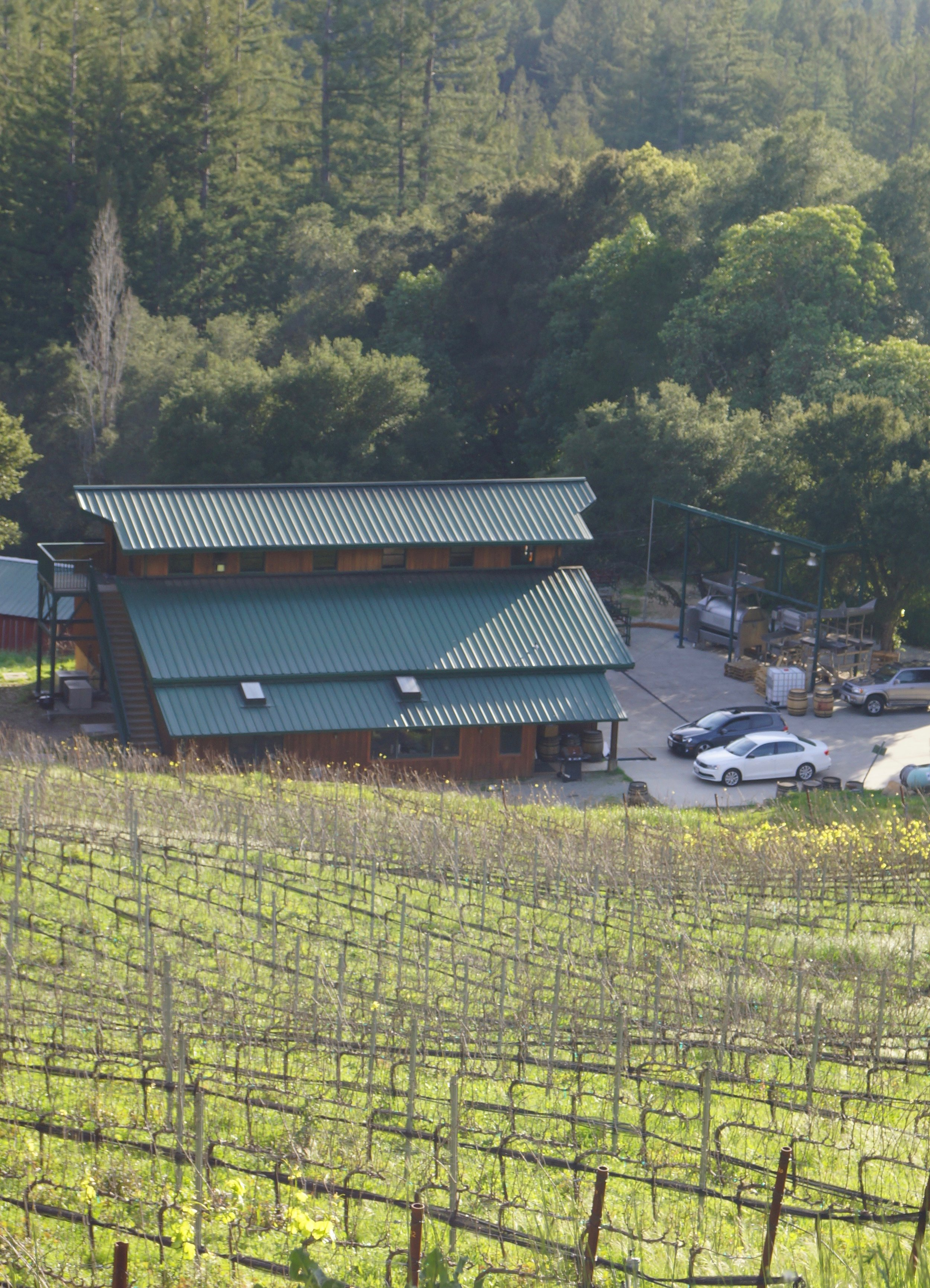 Big Basin Winery