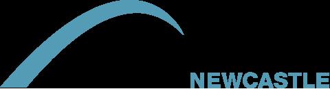 Old Northumbria University logo design