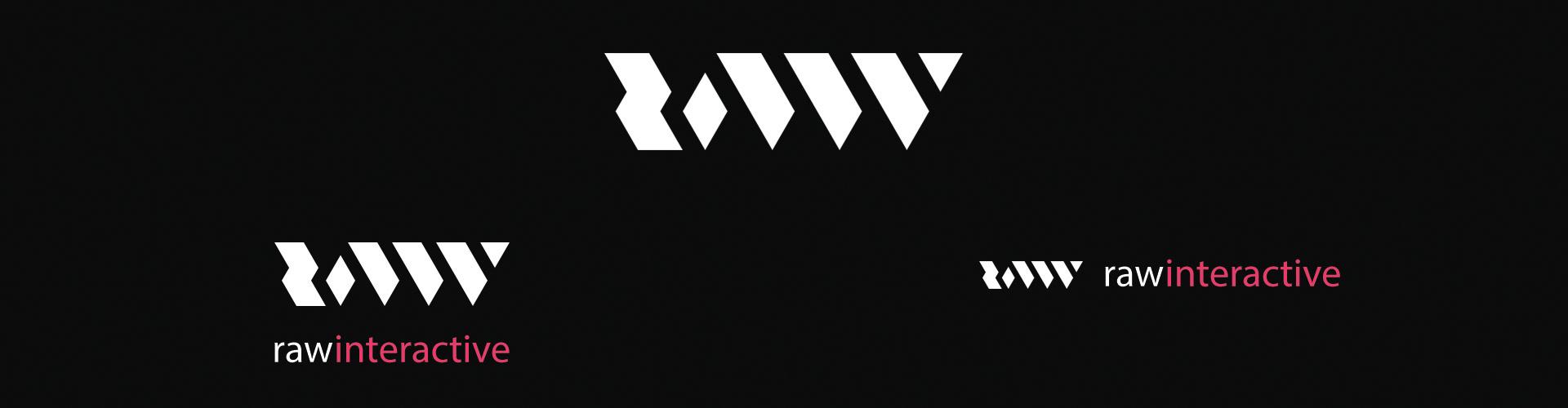 RAW Interactive - RAW Logo Layouts - THAT Branding Company - Creative Design and Branding Agency in Newcastle and Gateshead.jpg